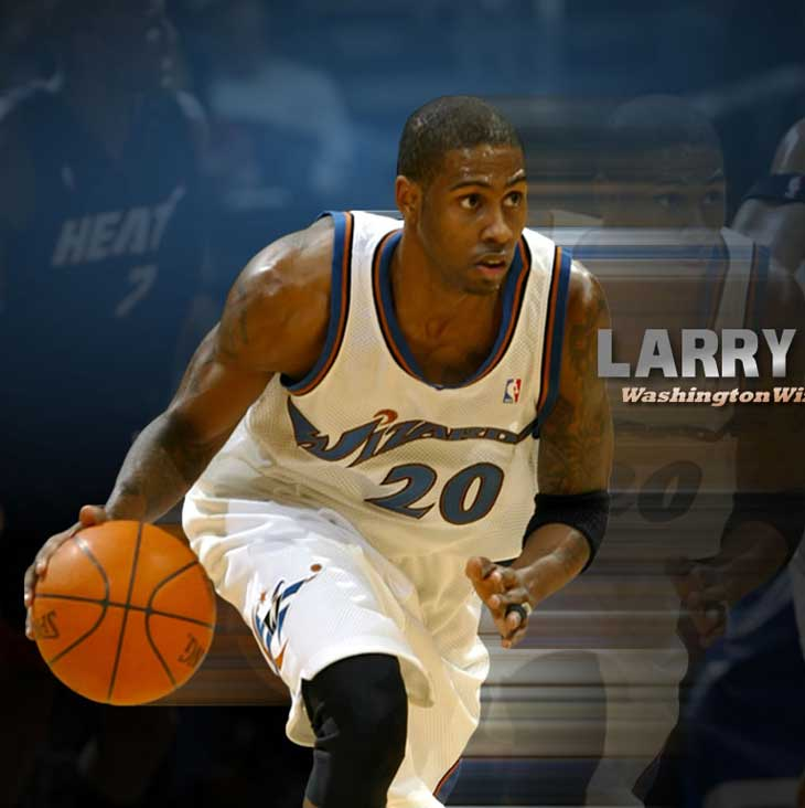 Larry Hughes, NBA